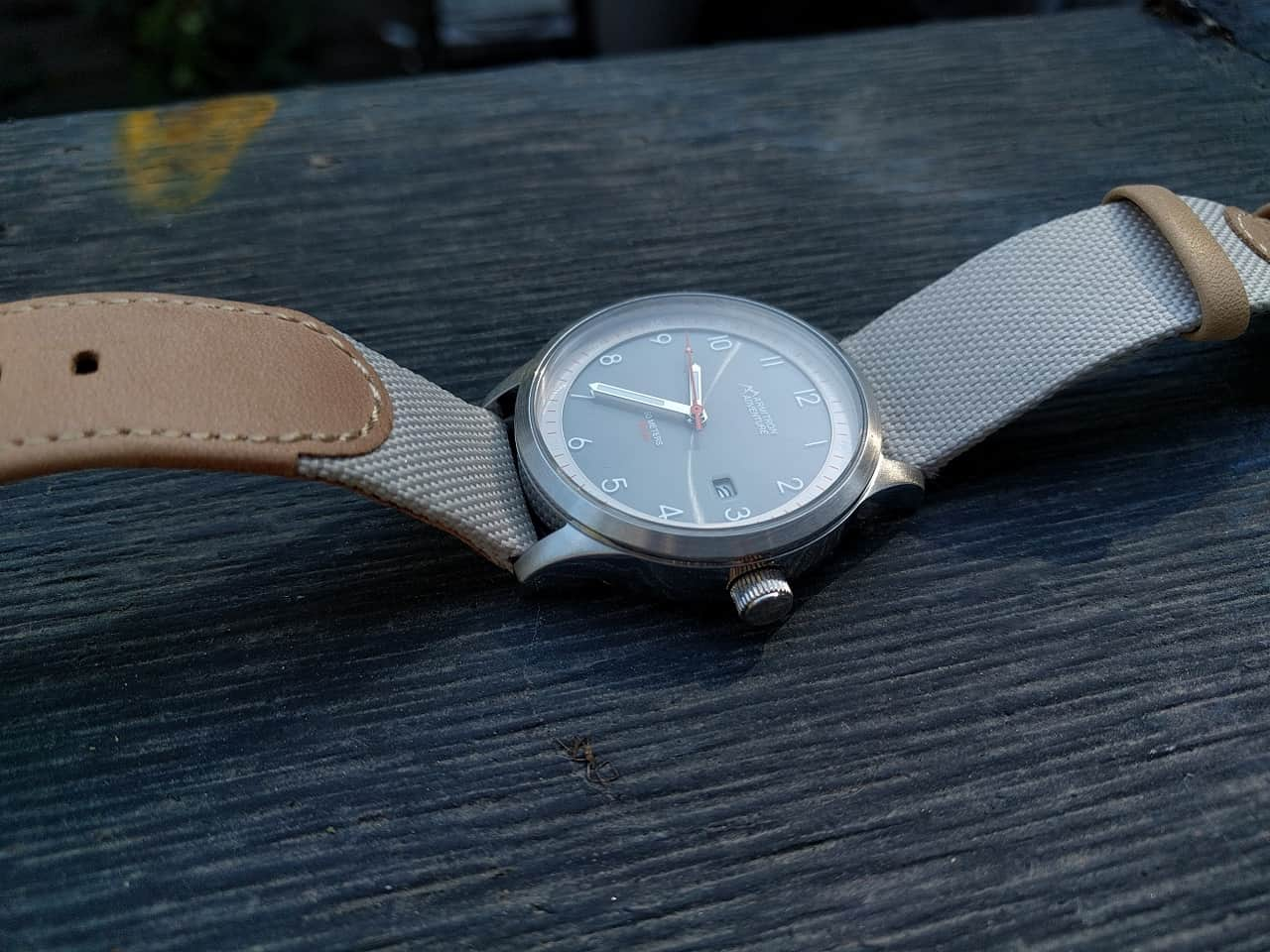e0bf3a645 Armitron Adventure Solar-Powered Watch Review - Unfinished ...
