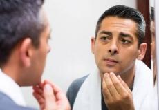 man skincare acne prevention