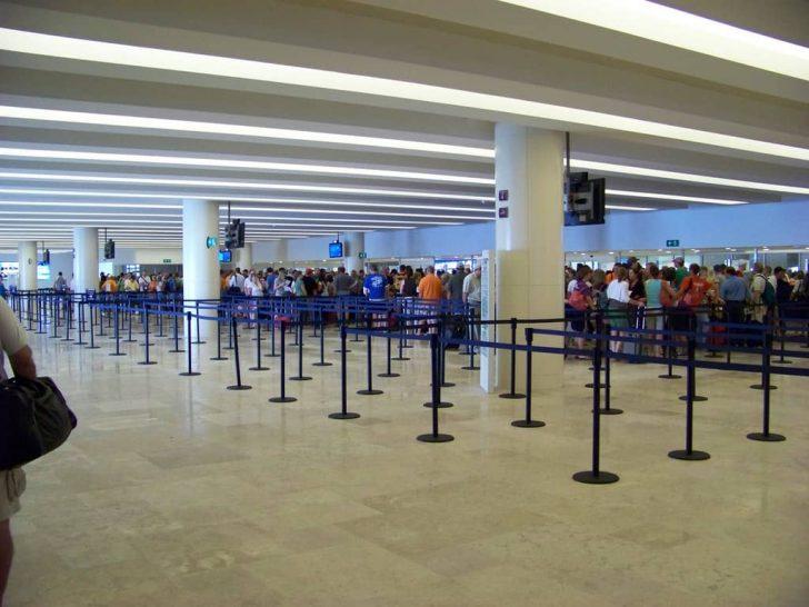 customs imigration airport