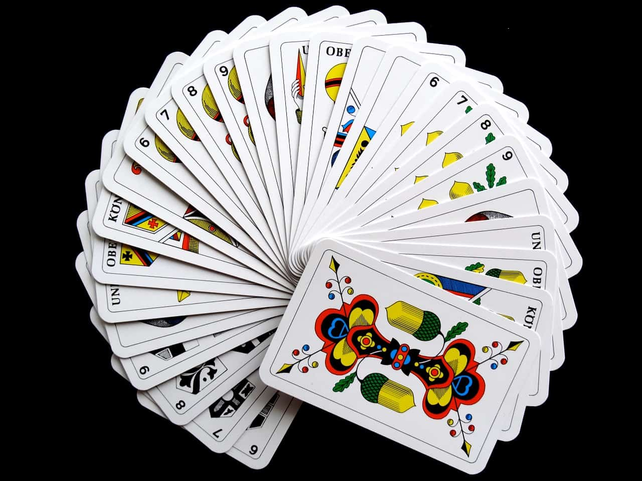 cards jass cards card game strategy