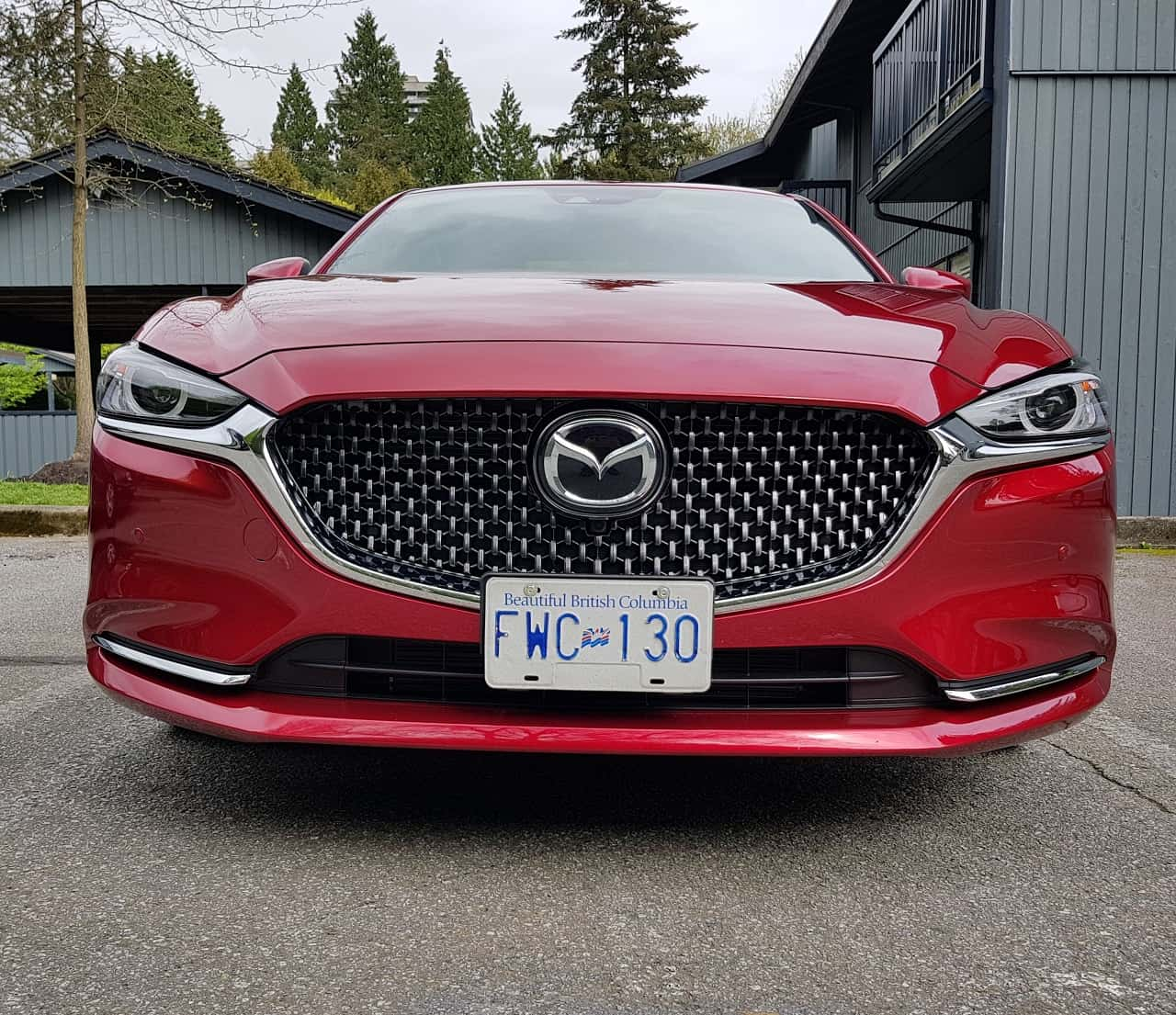 2018 Mazda Mazda6 Camshaft: 2018 Mazda6 GT Review: Now With Turbo Power