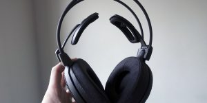 An Up-Close Look at the ATH-AD1000X Audiophile Open-Ear Dynamic Headphones