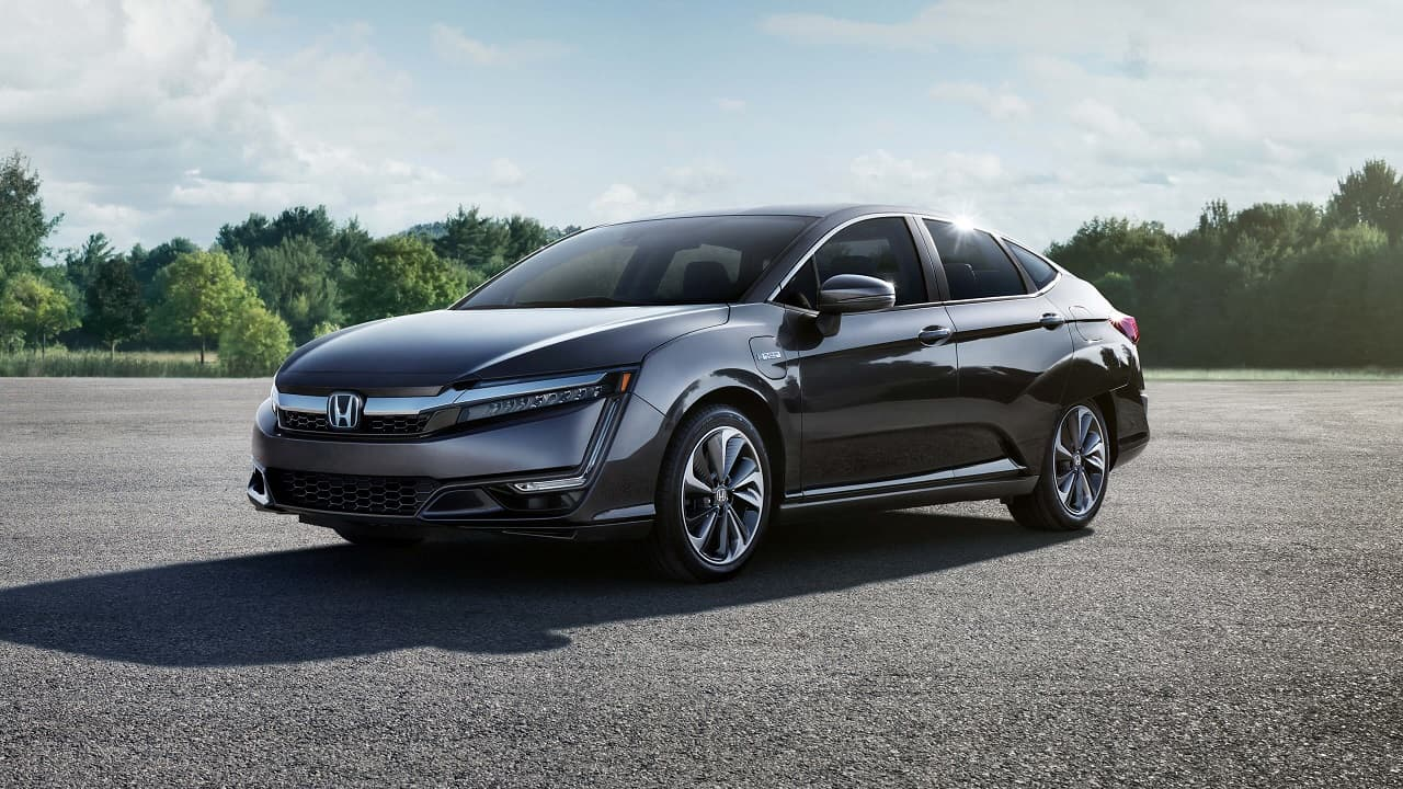 2018 Honda Clarity PHEV Review 1