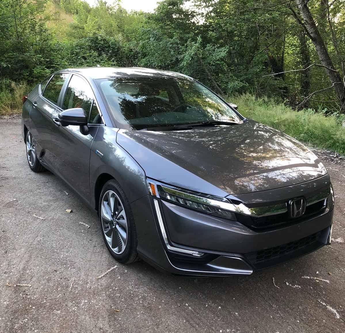 2018 Honda Clarity PHEV Review 3