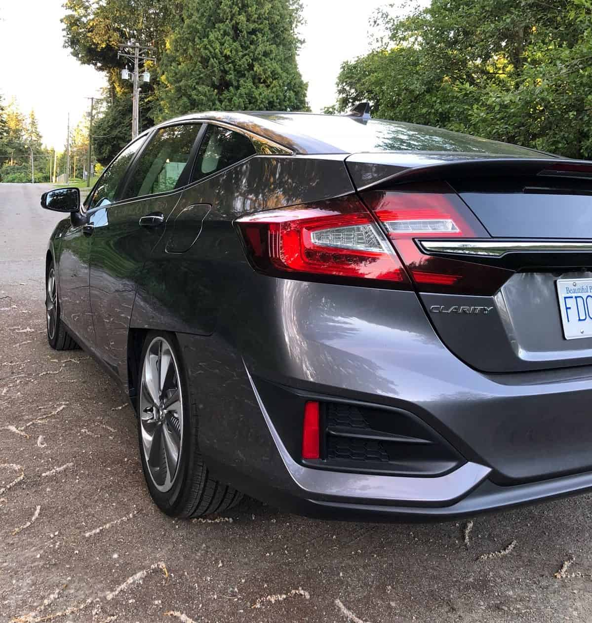 2018 Honda Clarity PHEV Review 4