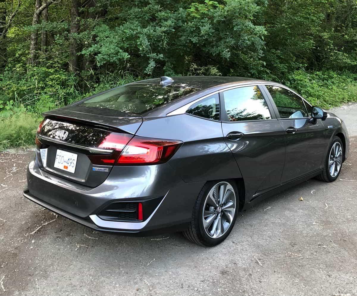 2018 Honda Clarity PHEV Review 6