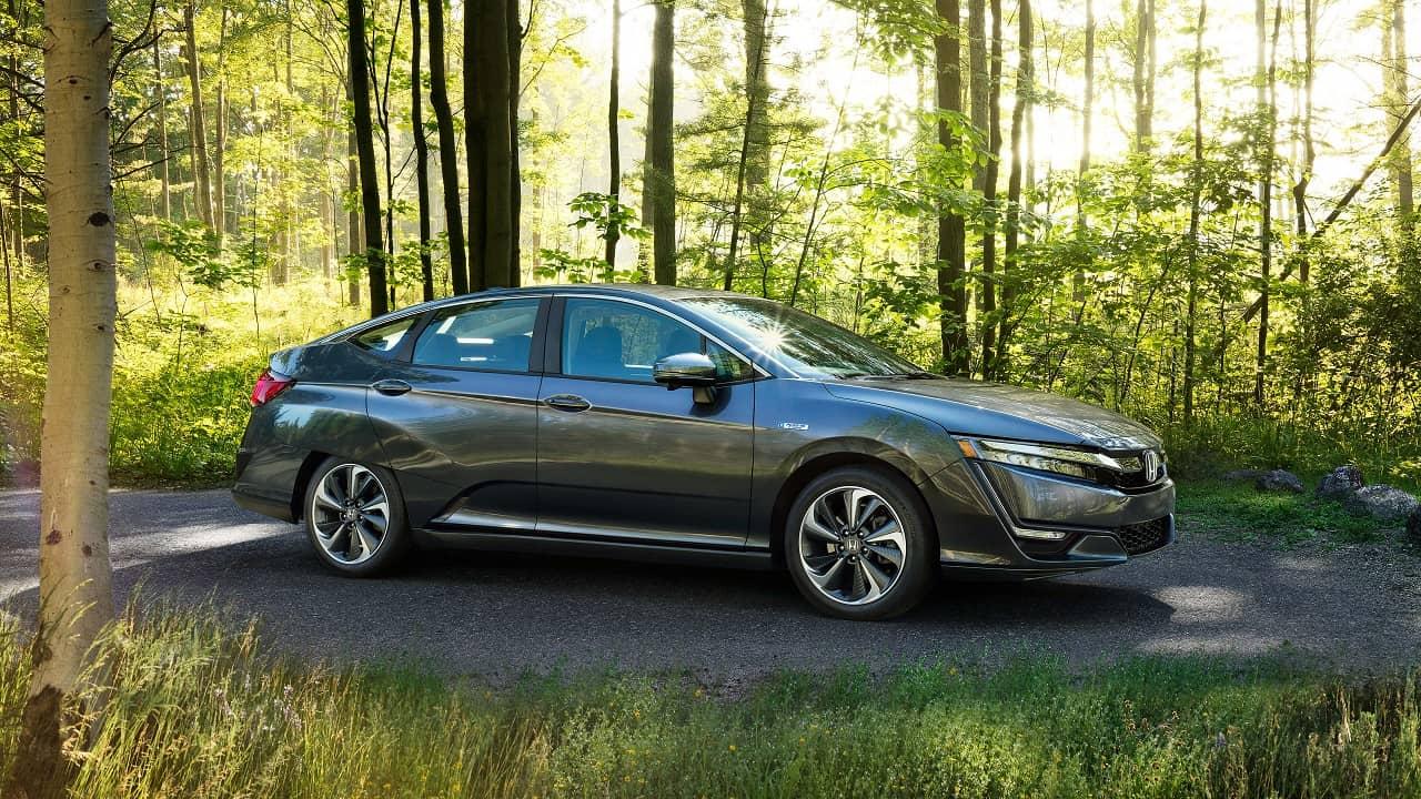 2018 Honda Clarity PHEV Review 7