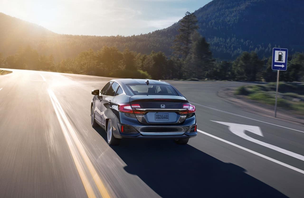 2018 Honda Clarity PHEV Review 8