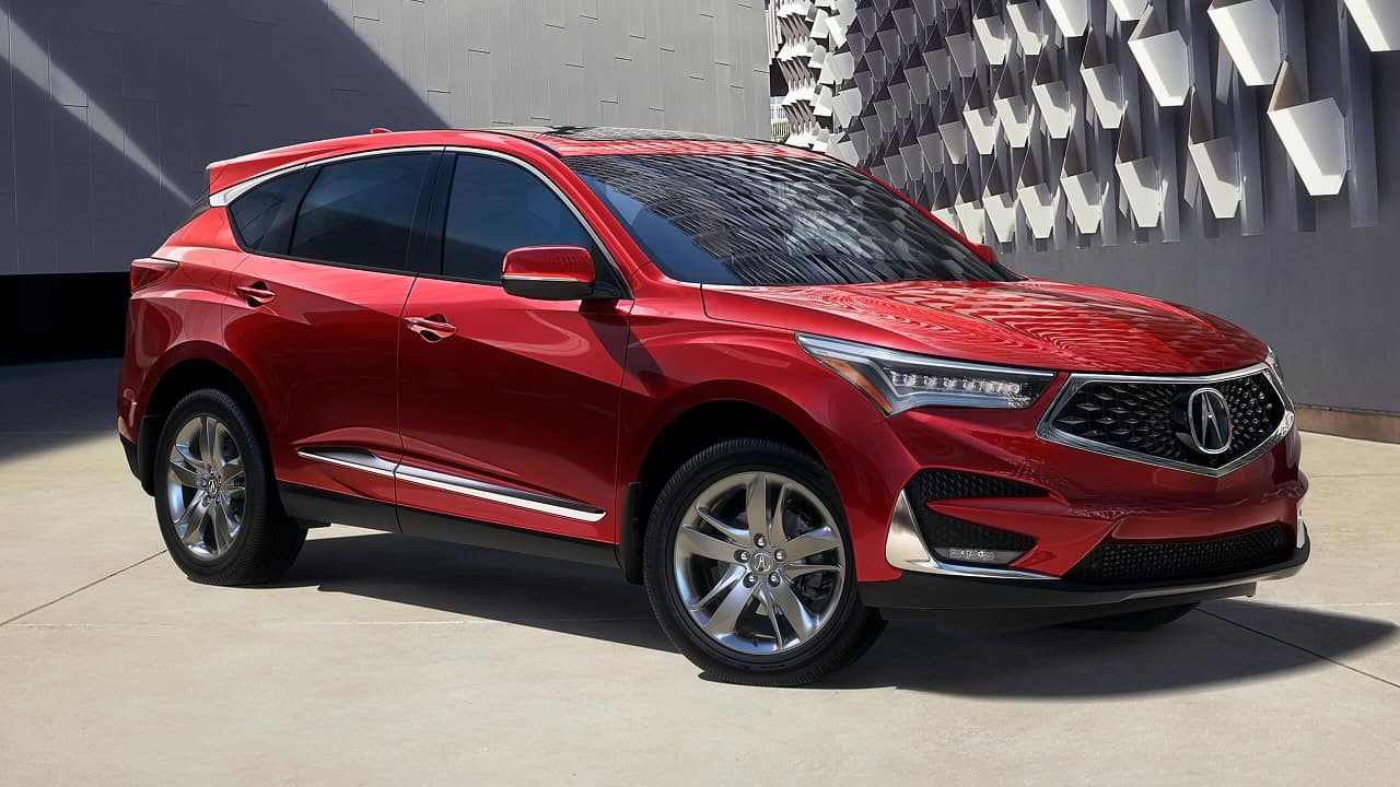 2019 Acura RDX Review 1