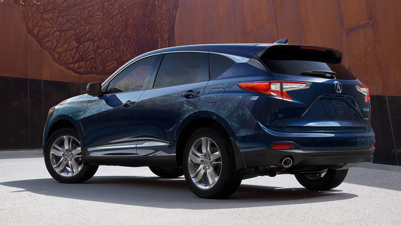 2019 Acura RDX Review 3