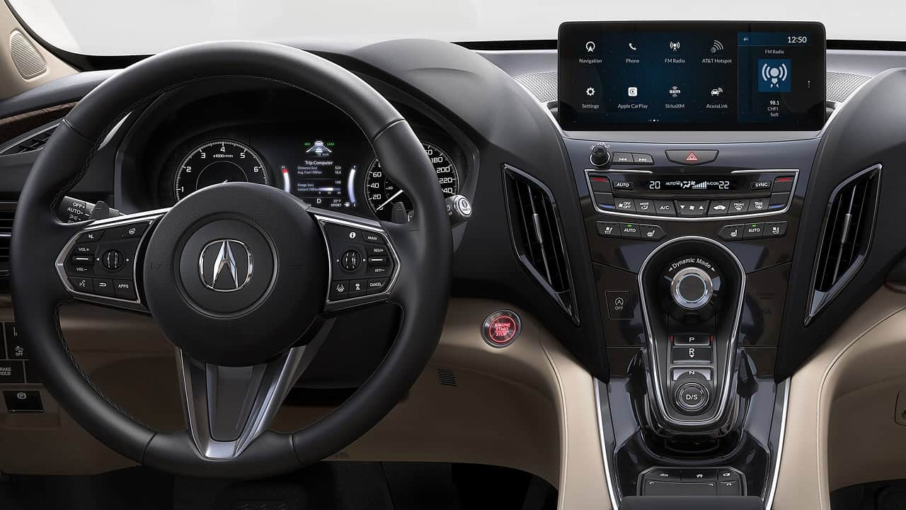 2019 Acura RDX Review 4