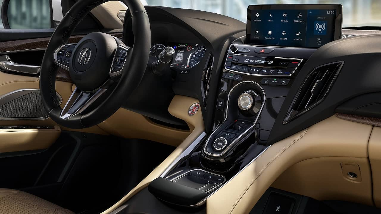 2019 Acura RDX Review 5