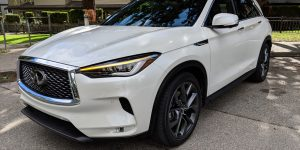 2019 Infiniti QX50 Review: World's First Variable Compression Engine