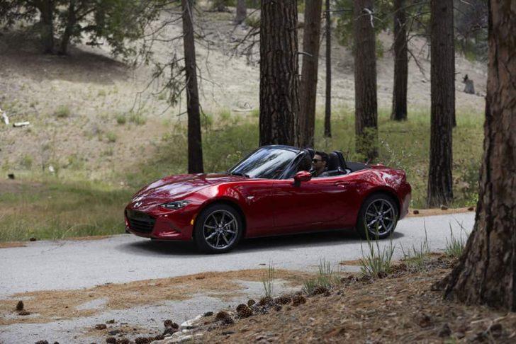 2019 Mazda MX 5 Review 1