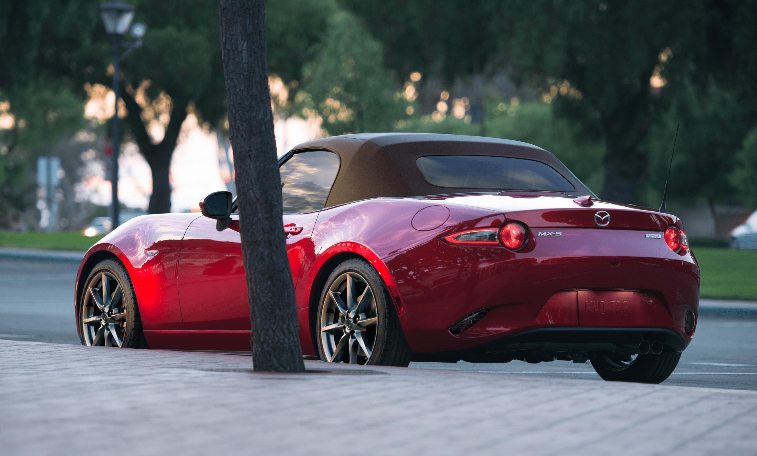 2019 Mazda MX 5 Review 2