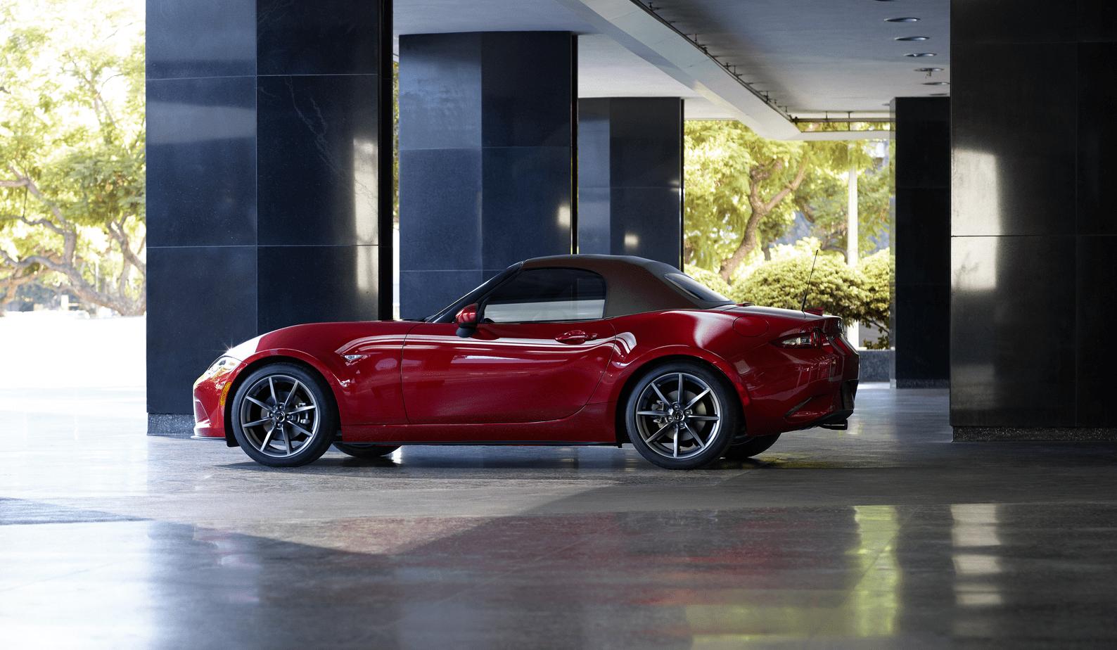 2019 Mazda MX 5 Review 3