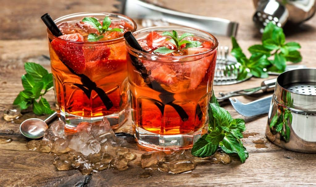 The Best Cocktails for a Healthy Diet - Unfinished Man