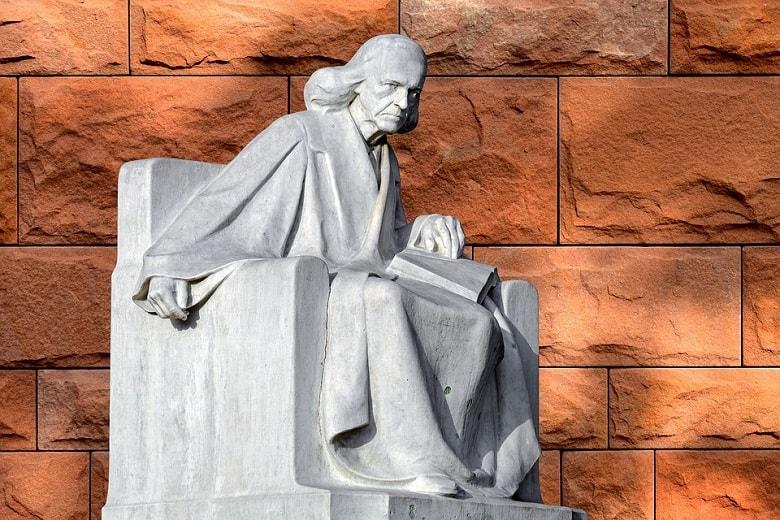 sculpture theodor mommsen
