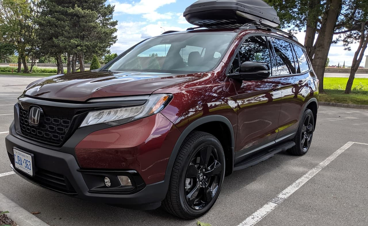 Let S Go Camping 2019 Honda Passport Review Unfinished