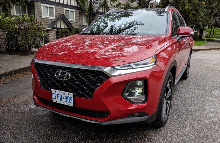 2019 Hyundai Santa Fe Review 1