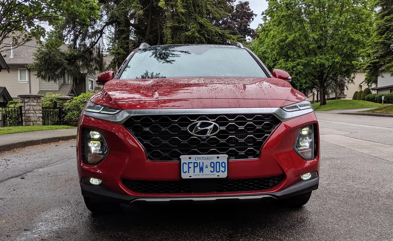 2019 Hyundai Santa Fe Review 2