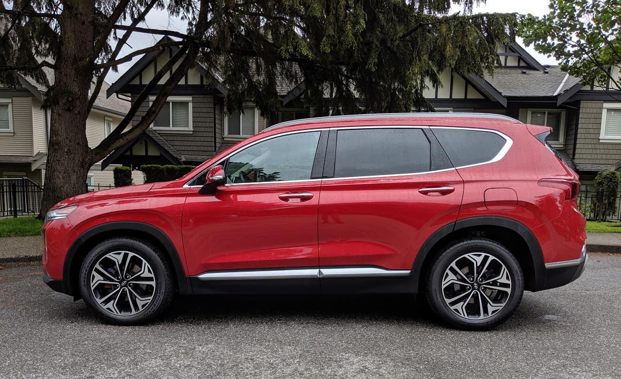 2019 Hyundai Santa Fe Review 3