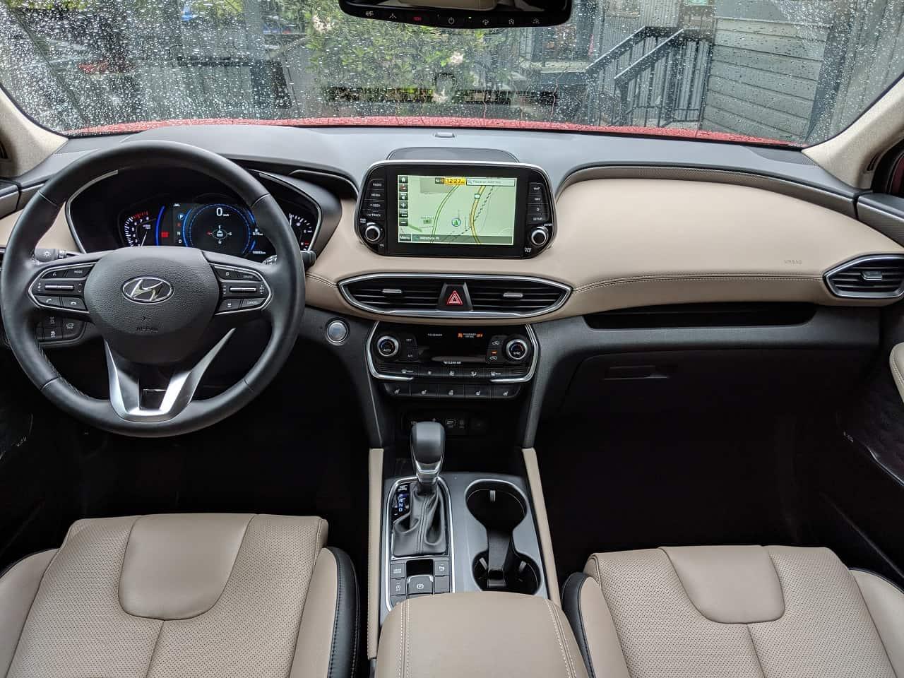 2019 Hyundai Santa Fe Review 6