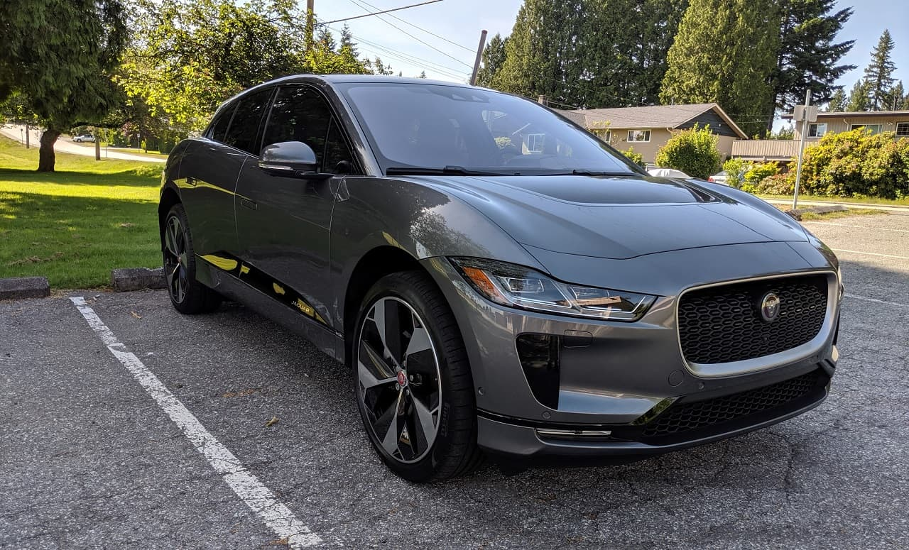 2019 Jaguar I Pace Review 1