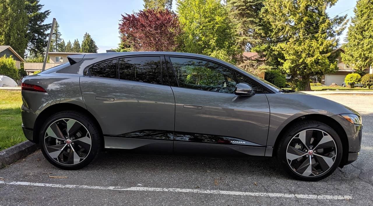 2019 Jaguar I Pace Review 3