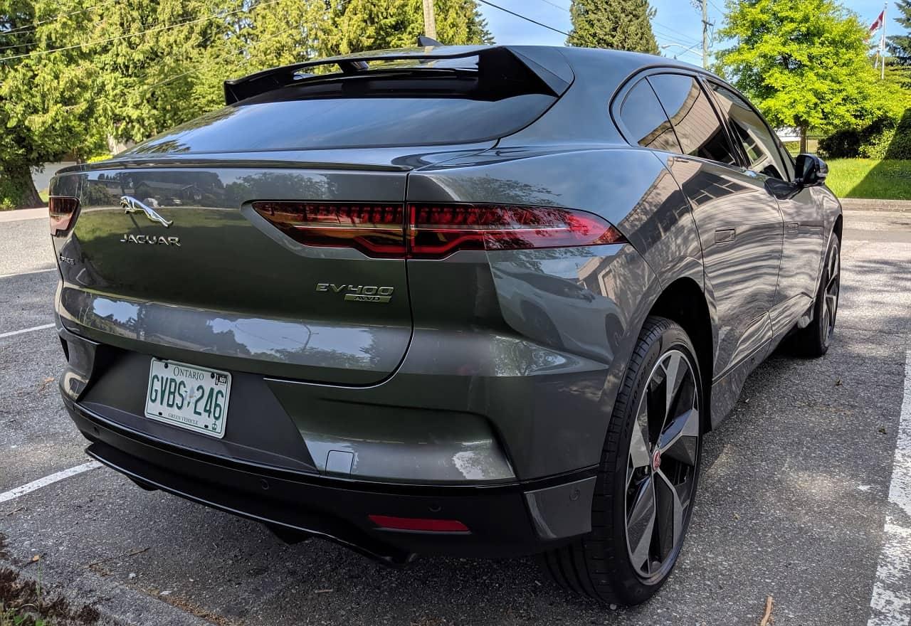 2019 Jaguar I Pace Review 5