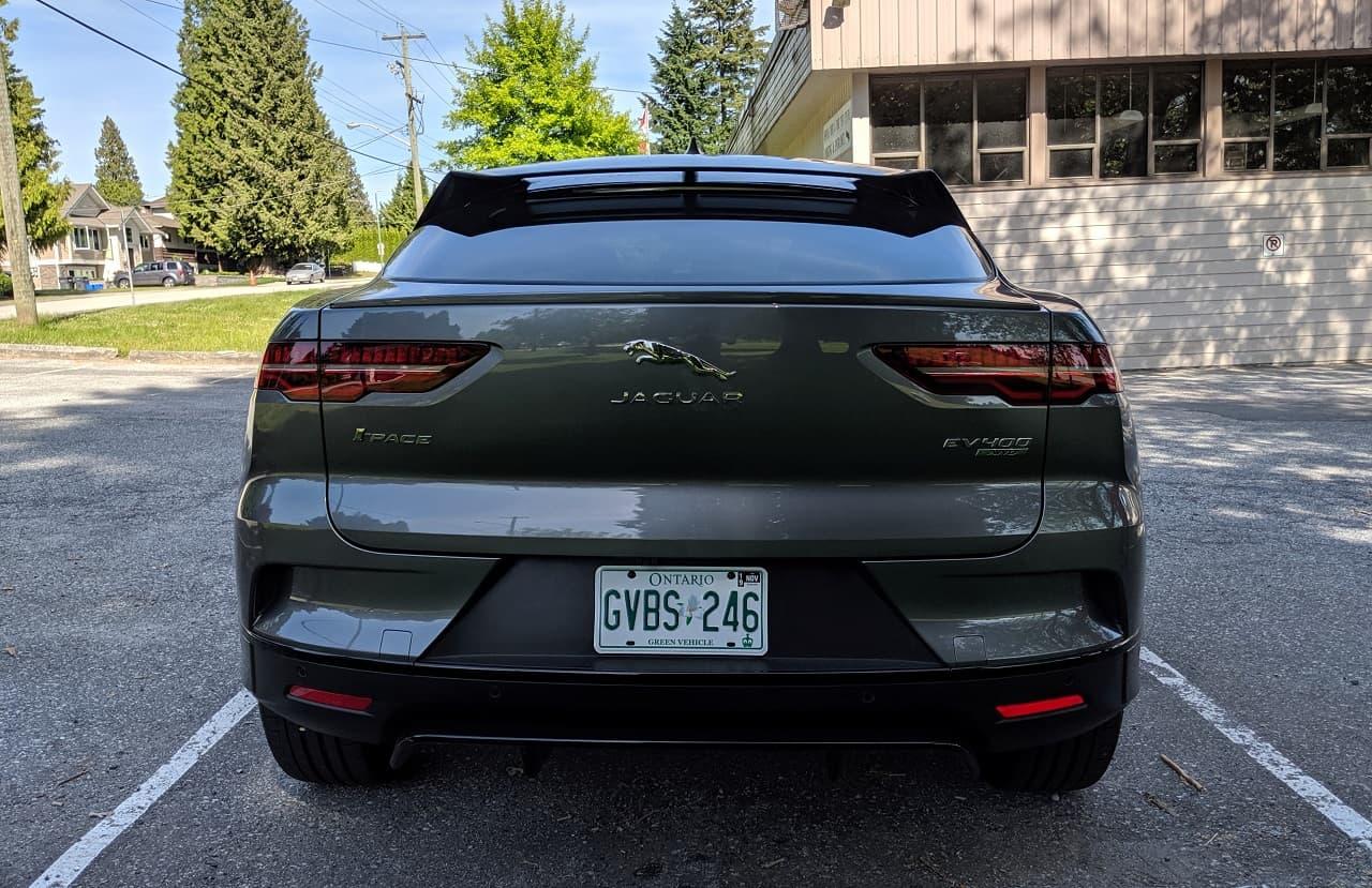 2019 Jaguar I Pace Review 6