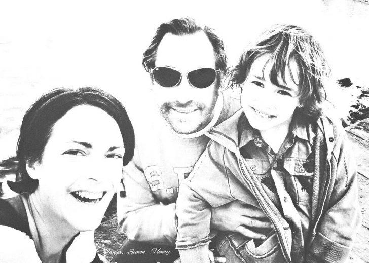 happy family people
