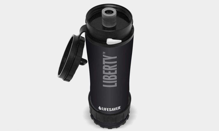 Lifesaver Liberty Water Bottle 1