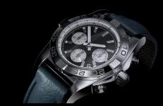 black fancy watch