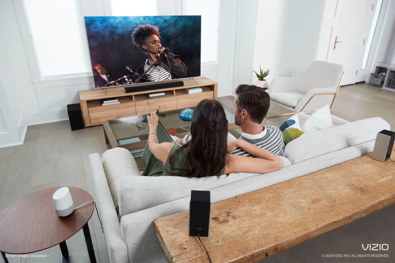 vizio SB36514 G65.1.4 Channel Dolby Atmos Soundbar Review