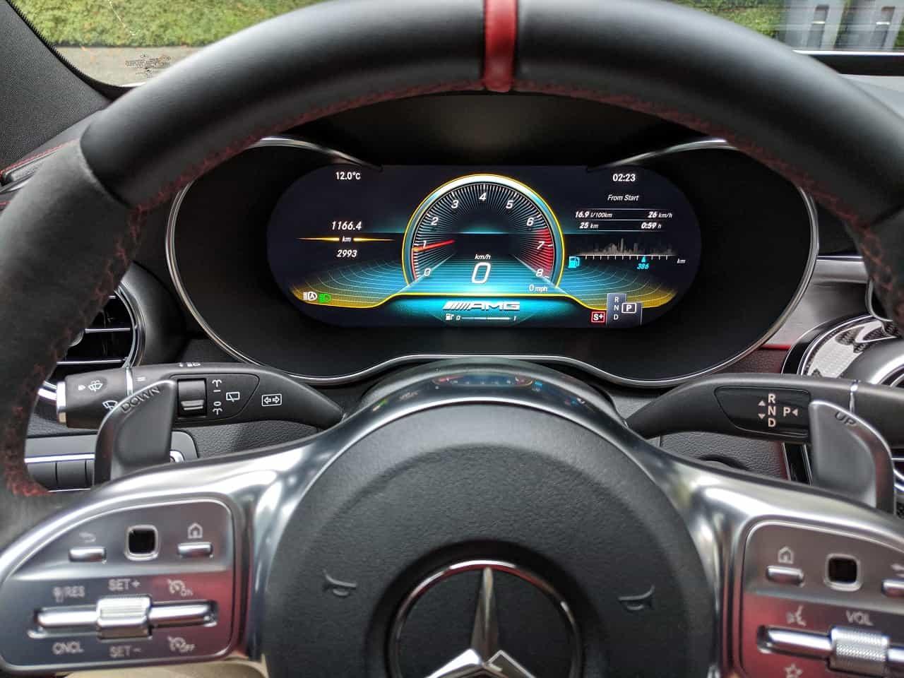 2020 Mercedes AMG C43 Wagon 10