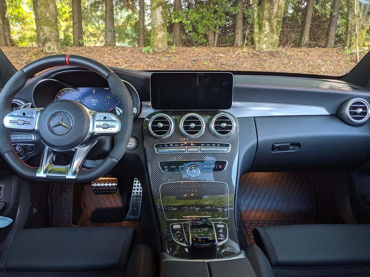 2020 Mercedes AMG C43 Wagon 7