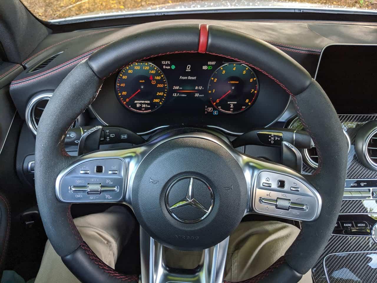 2020 Mercedes AMG C43 Wagon 9