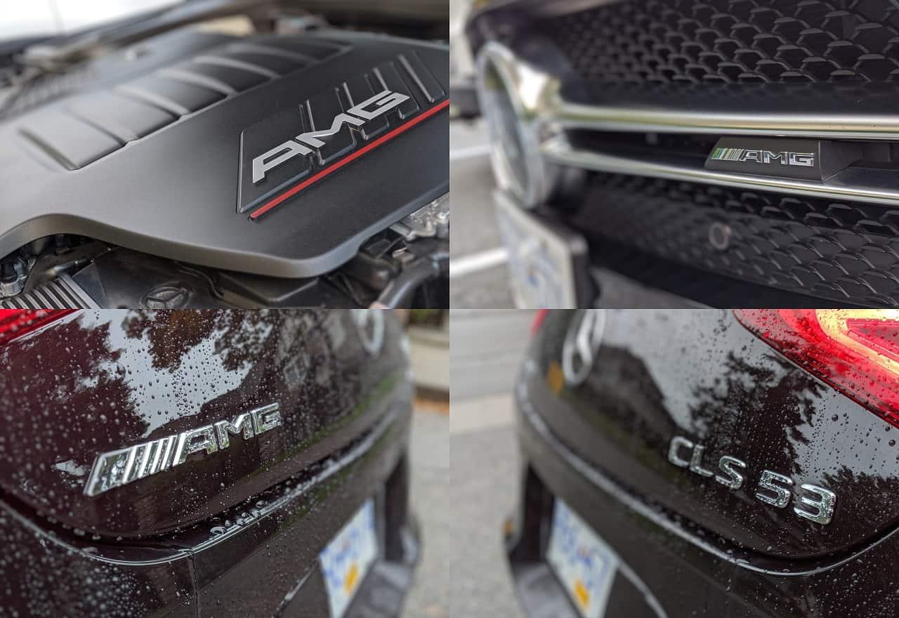 2020 Mercedes AMG CLS 53