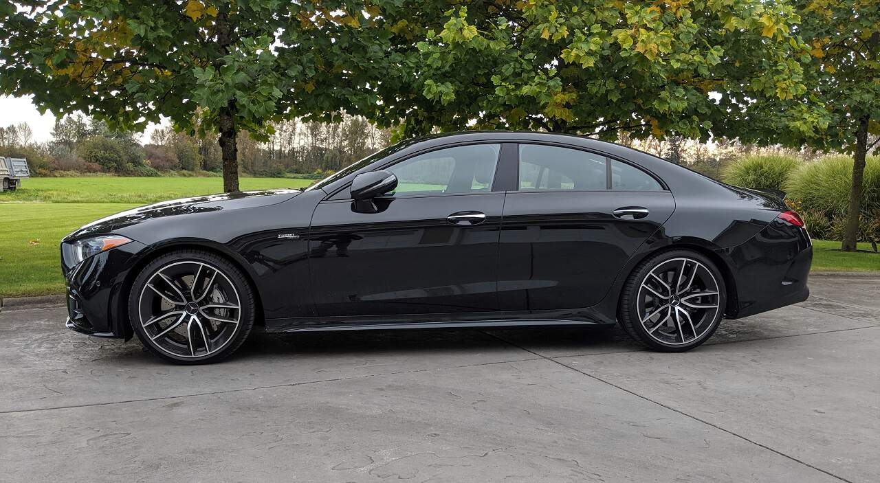 2020 Mercedes AMG CLS 53 Review 3