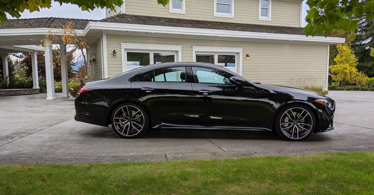 2020 Mercedes AMG CLS 53 Review 5