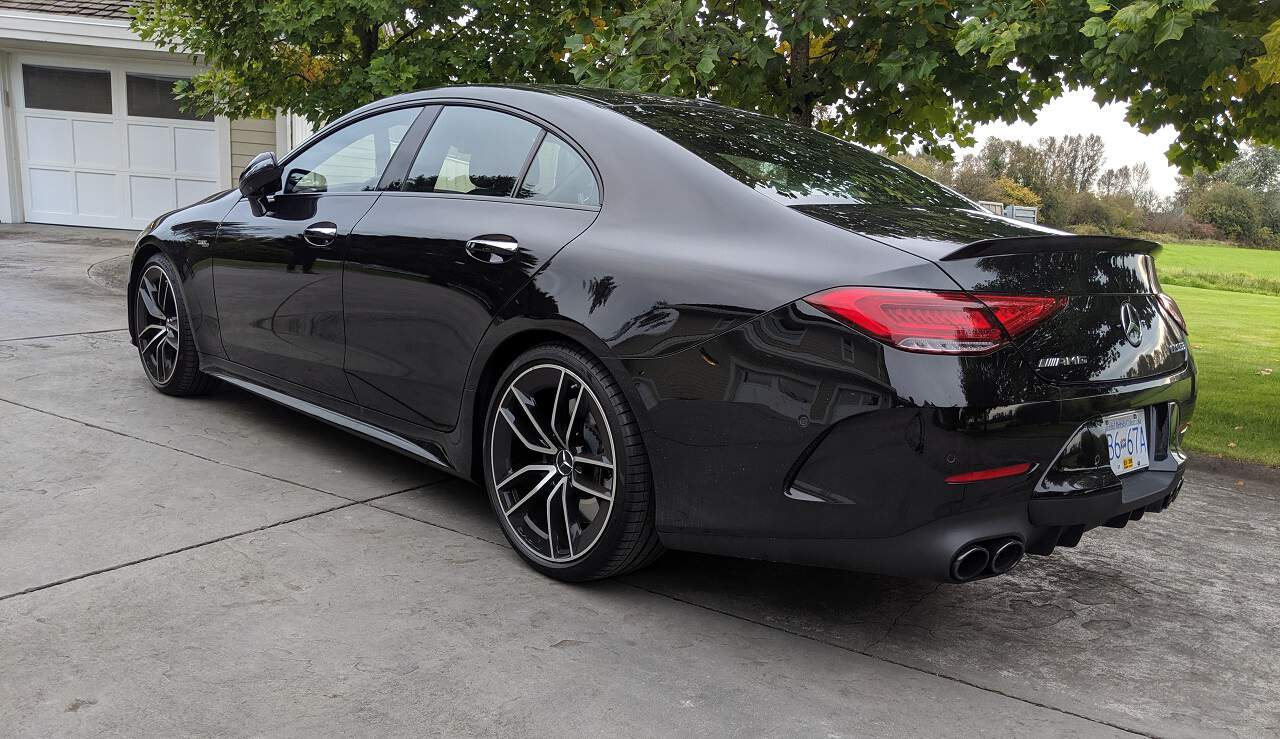 2020 Mercedes AMG CLS 53 Review 6