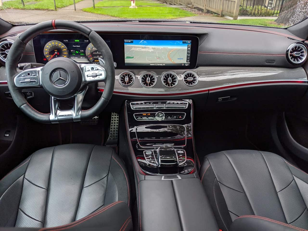 2020 Mercedes AMG CLS 53 Review 8