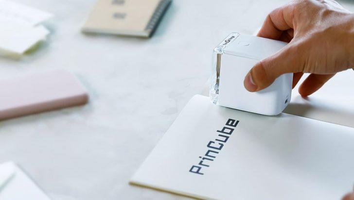 princube portable printer