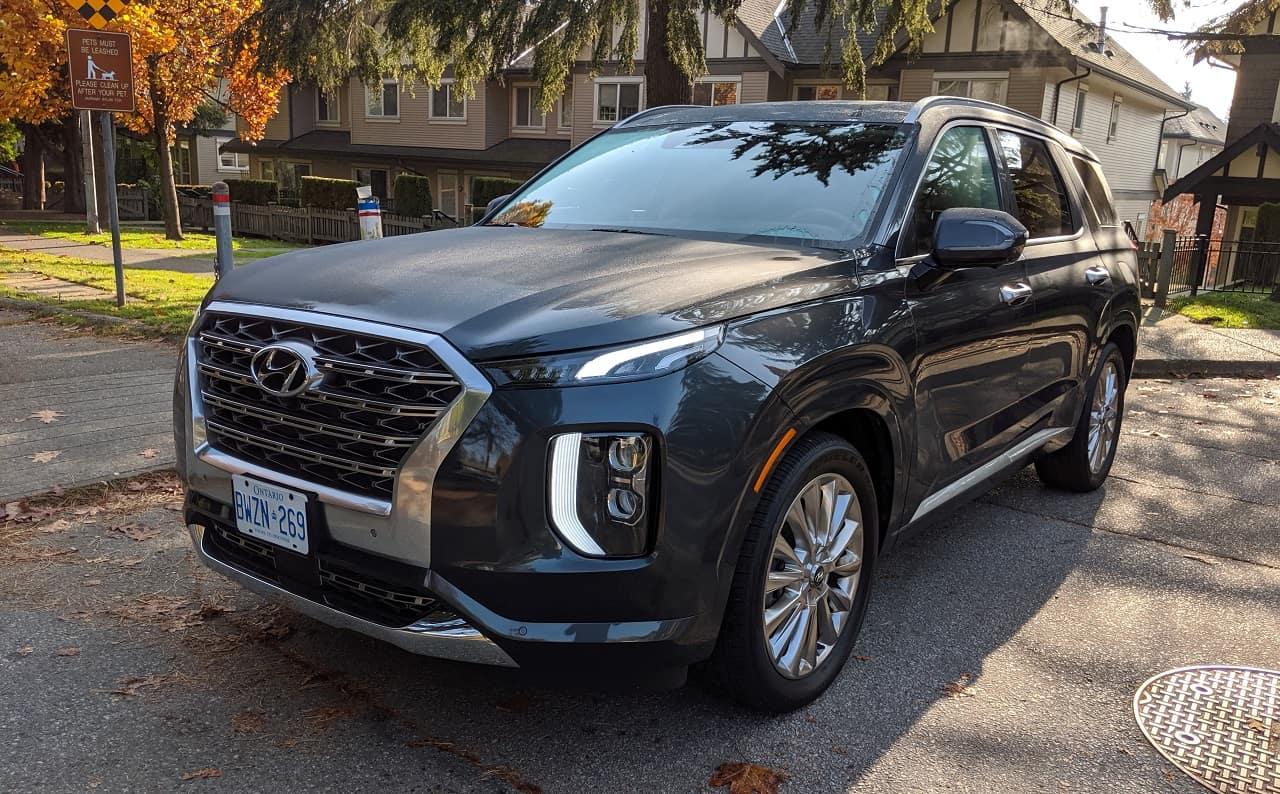 2020 Hyundai Palisade Review 1