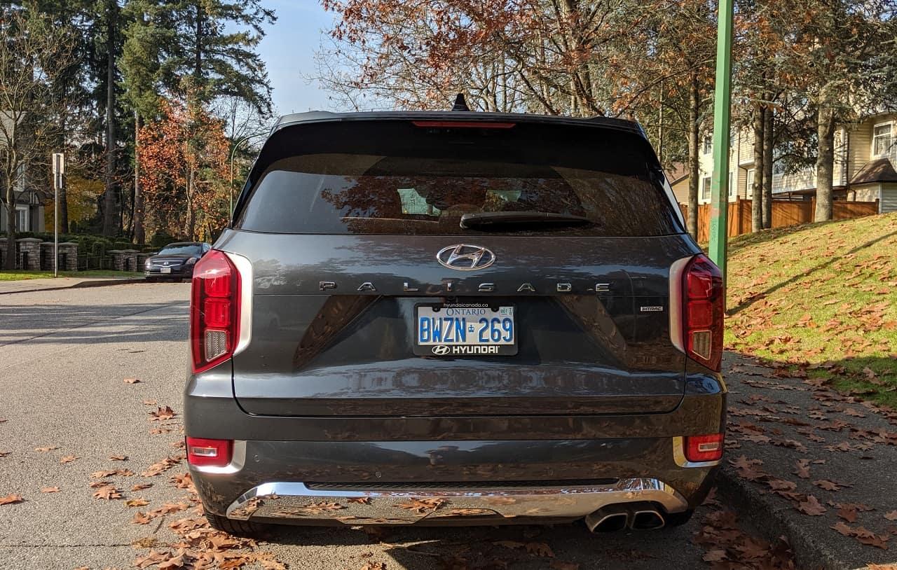 2020 Hyundai Palisade Review 5