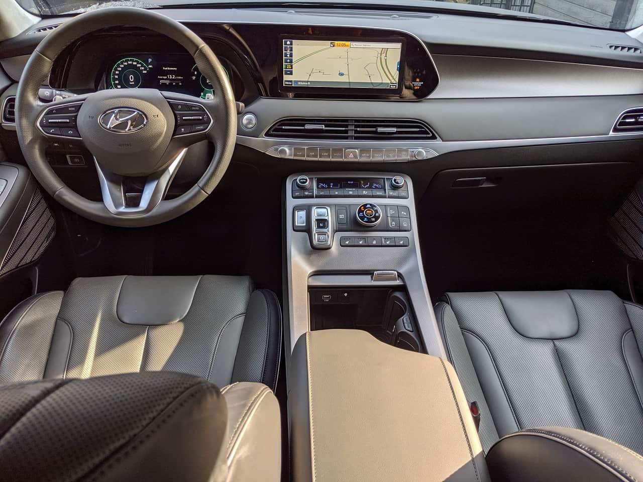 2020 Hyundai Palisade Review 6