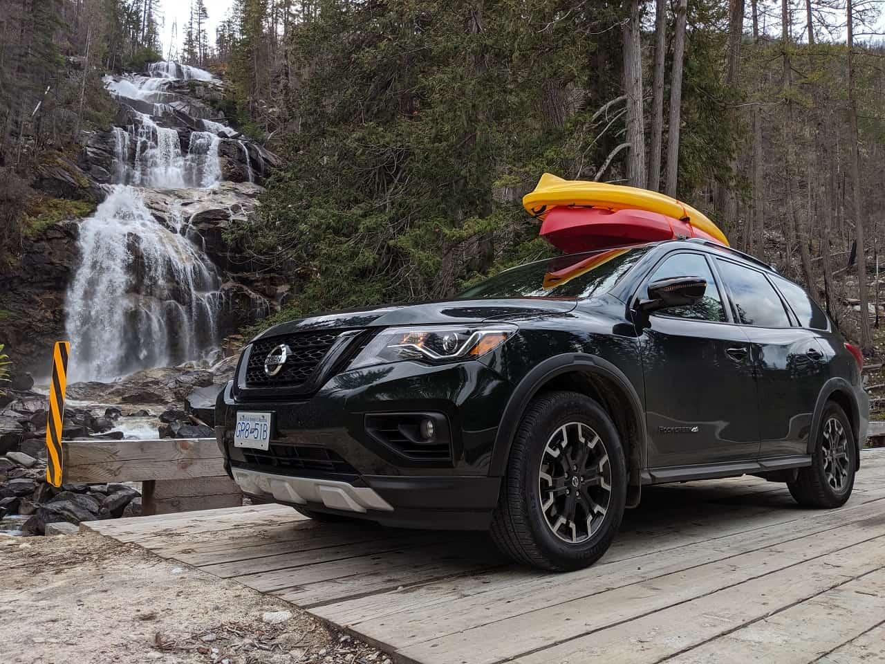 2020 Nissan Pathfinder Rock Creek Edition Review ...