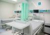 inside fancy hospital