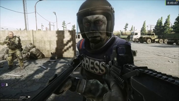escape from tarkov silly